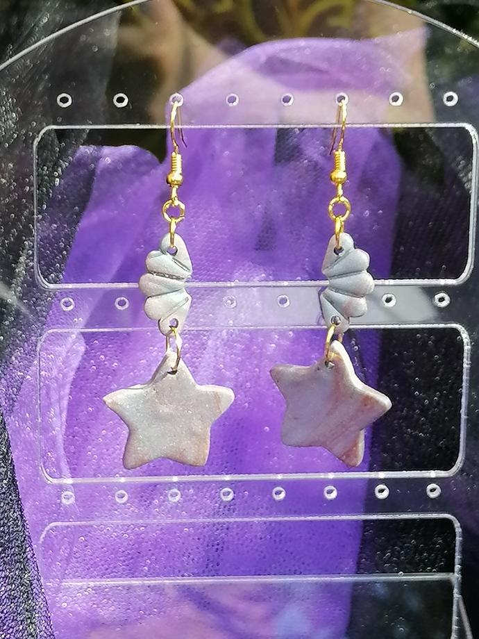 'Alisa' earrings