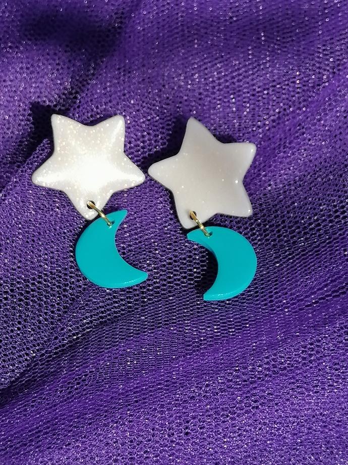 'Dusya' earrings