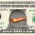 HOT WHEELS on a REAL Dollar Bill Cash Money Collectible Memorabilia Celebrity