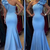 2021 Cheap Mermaid Prom Dresses One Shoulder Formal Evening Party Dres Special