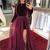 Charming Detachable Train Burgundy Prom Dresses Long Sleeve Velvet Sheath