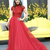Evening Dresses 2021 Lace Tulle Dubai Formal Gowns Long Party Prom Dress