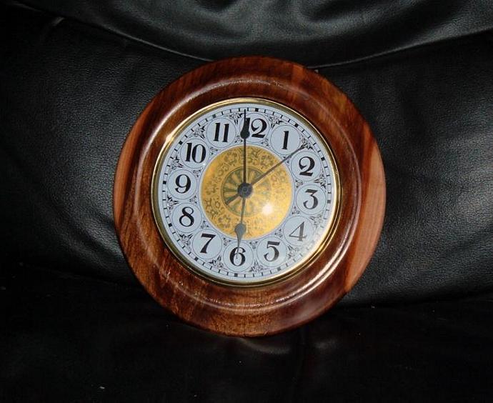 MADRONE CLOCK