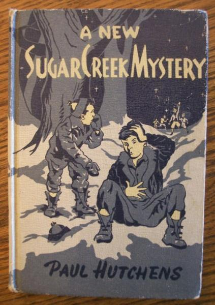A New Sugar Creek Mystery Vintage 1946 Childrens Chapter Book