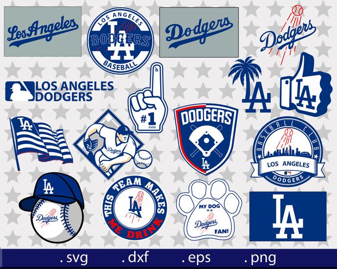 StarsClipart Los Angeles Dodgers. Los Angeles Dodgers Logo, Los Angeles Dodgers