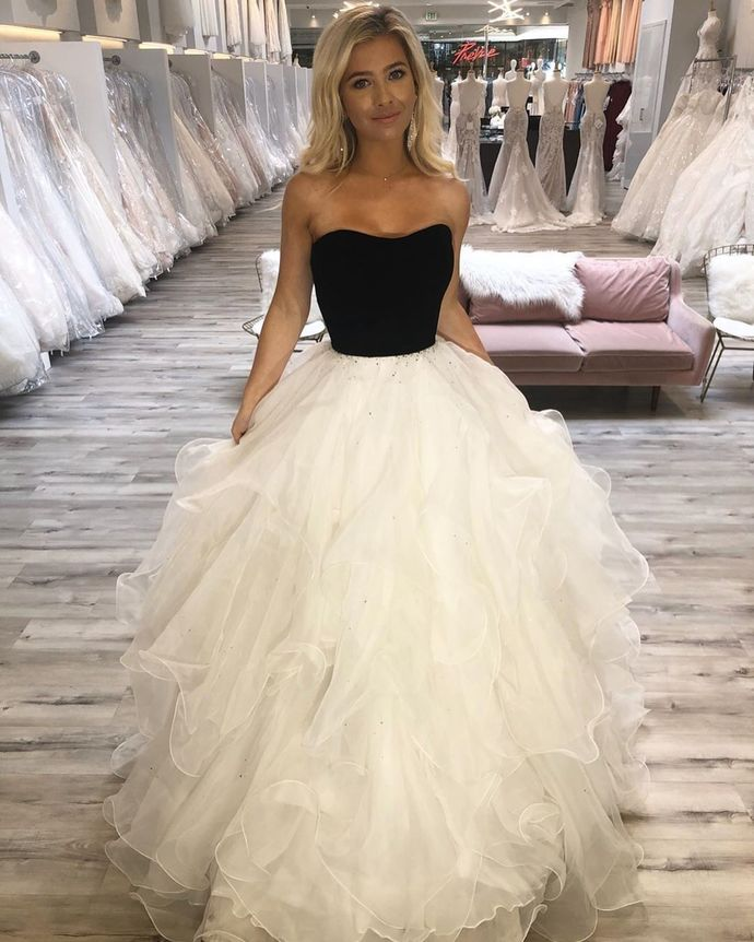 Sexy Sweetheart A-Line  Prom Dresses Long Prom Dresses,Cheap Prom Dresses,