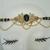 Art Deco Circlet, handmade jewelry medieval renaissance gothic art nouveau