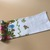 Kitchen Towel cotton 100% with Flower Painting Print. Cotton Rich Linen. Gift