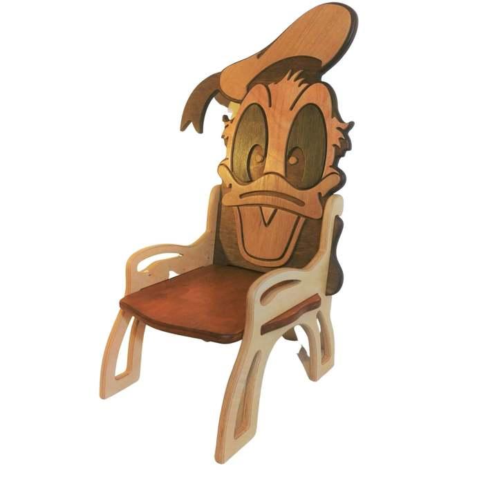 Baby eco wooden chair kindergarten chair nursery bench baby furniture Donald