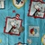 9x21 inch Dr. Seuss Remnant Fabric  - ALL SALES FINAL - DESTASH - USA Only
