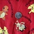 9x21 inch Pokémon Remnant Fabric  - ALL SALES FINAL - DESTASH - USA Only