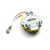 Small Tape Measure Damask Bees Retractable Measuring Tape