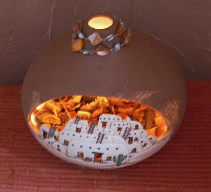 E-LNT-10 - POT-POURRI ADOBE NITE-LITE
