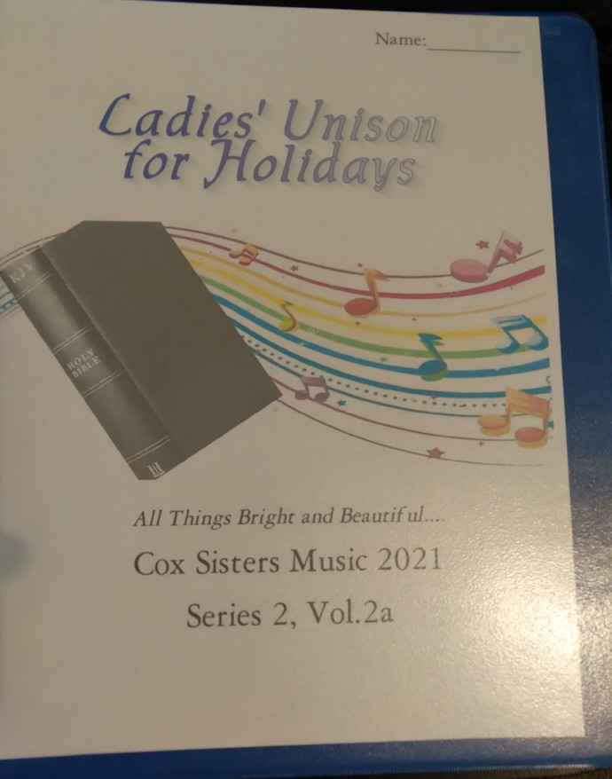 Ladies Unison For Holidays-Downloadable