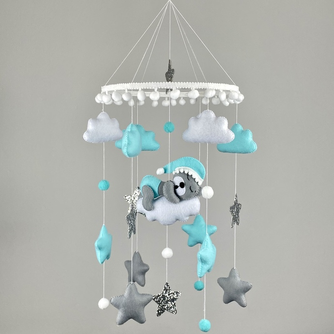 Baby mobile for girl or doy