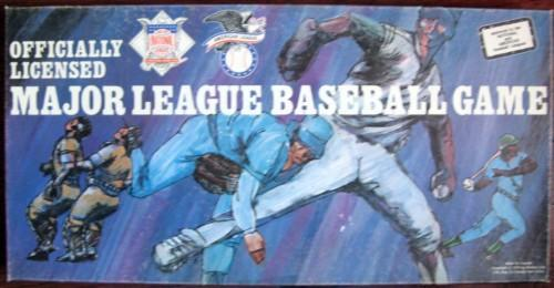 Vintage Major League Baseball Game Complete 1973