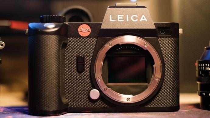 Leica SL2 Full Frame 47 Megapixel Mirrorless Camera
