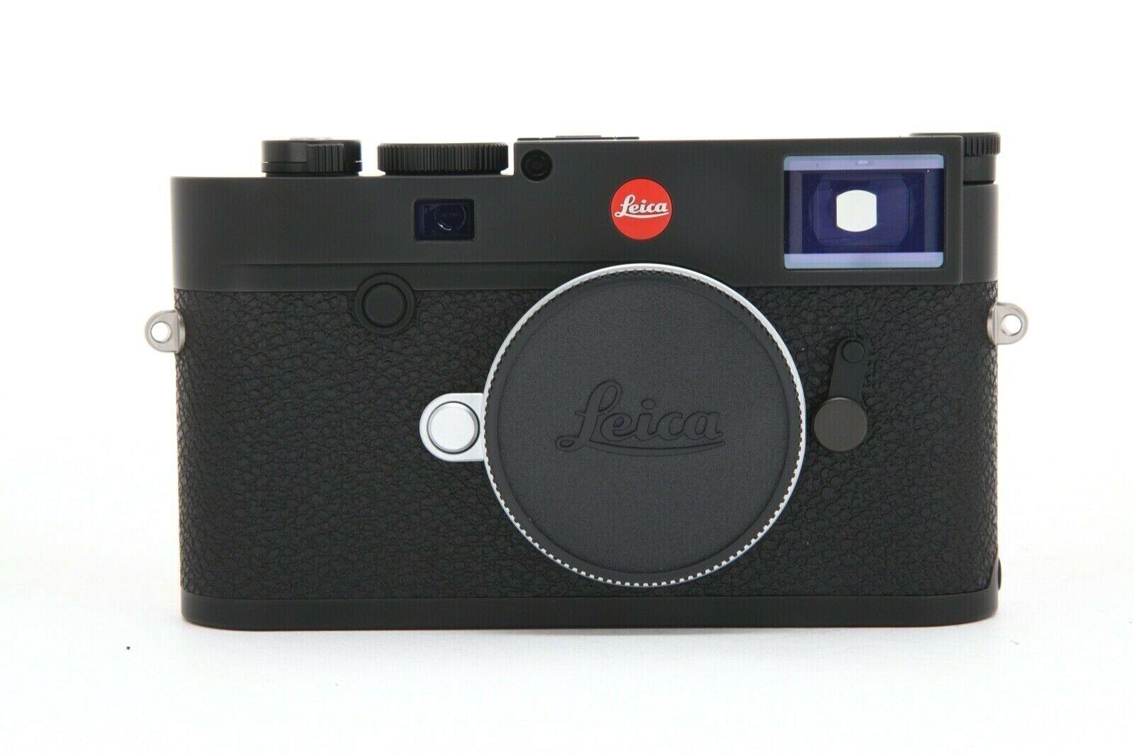 Leica M10-R Digital Rangefinder Camera (Black, 20002)