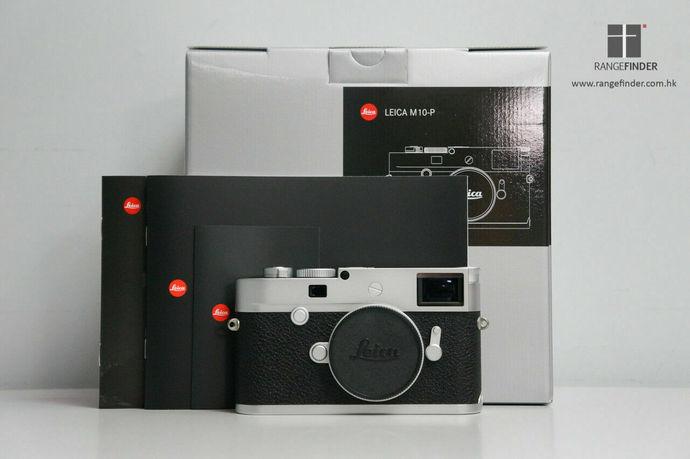 Brand New Leica M10-P - SIlver Chrome Digital Rangefinder Camera (20022) M10p
