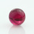 NST GEMS AAAAA QUALITY SYNTHETIC RUBY CORUNDUM ROUND LOOSE BALLS WITHOUT HOLE