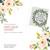 Alabama USA state Modern Cross Stitch Pattern Floral counted cross stitch