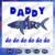 Daddy shark do do do, daddy svg, fathers day svg, father svg, fathers day gift,