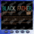 Black father svg, fathers day svg, fathers day gift, gift for papa, fathers day