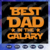Best dad in the galaxy svg, fathers day svg, father svg, fathers day gift, gift