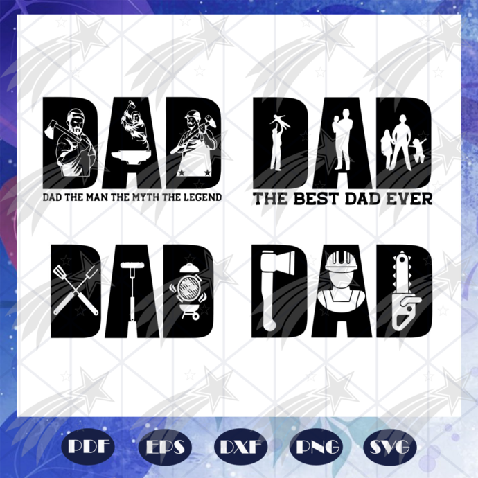 Dad svg, fathers day svg, father svg, dad life svg, dad quote svg, dad svg
