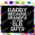 Daddy Because Grandpa Is For Old Guys Svg, Fathers Day Svg, Daddy Svg, Fathers