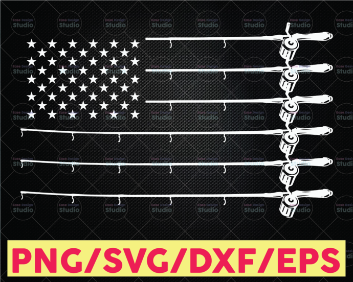 Download Fishers Usa Svg File Fishers American Flag By Carmina Store On