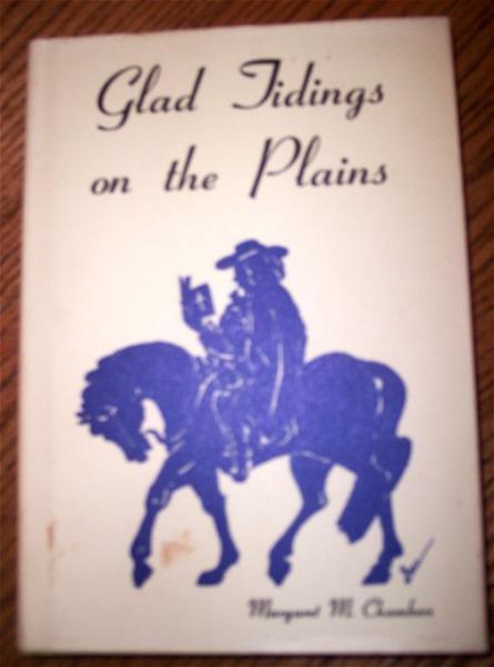 Glad Tidings on the Plains Kansas Nebraska History Book