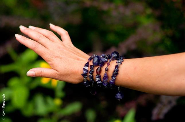 A Grade Amethyst Bracelet