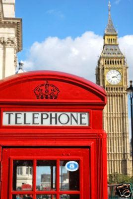 RED BEN  LONDON