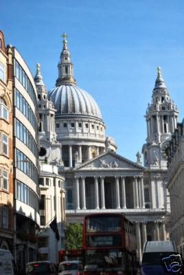 ST PAULS LONDON