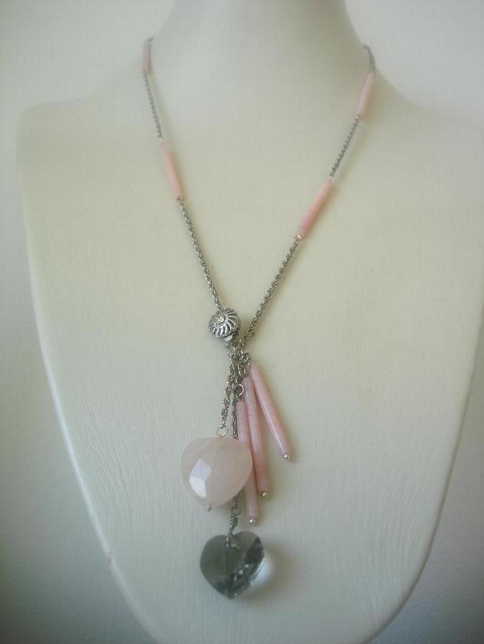 2 Hearts Love Necklace