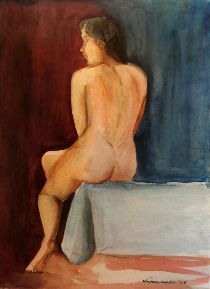 Nude study-03