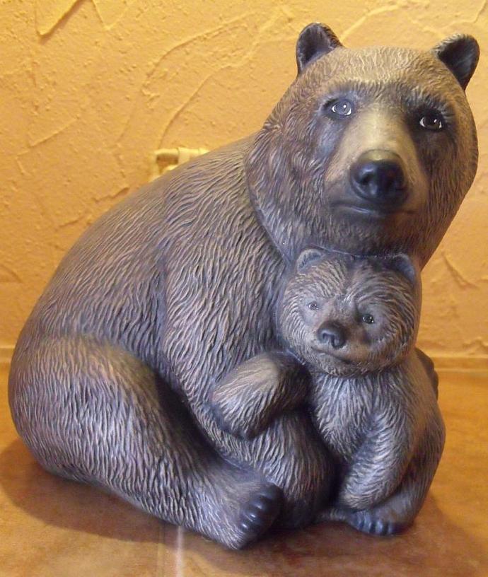 R-C-MB-01 Mama and Baby Bear