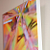 Abstract Colourful 50x50cm Canvas Print