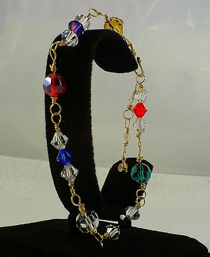 Chakra Bracelet-Item # 0001