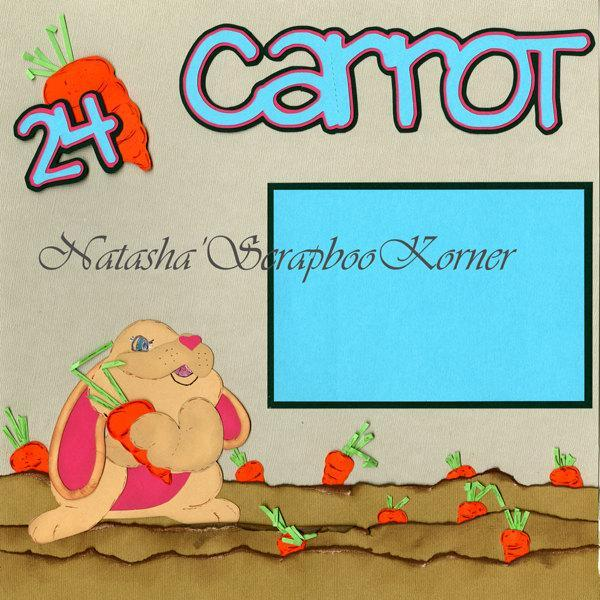 24 Carrot Day Kit