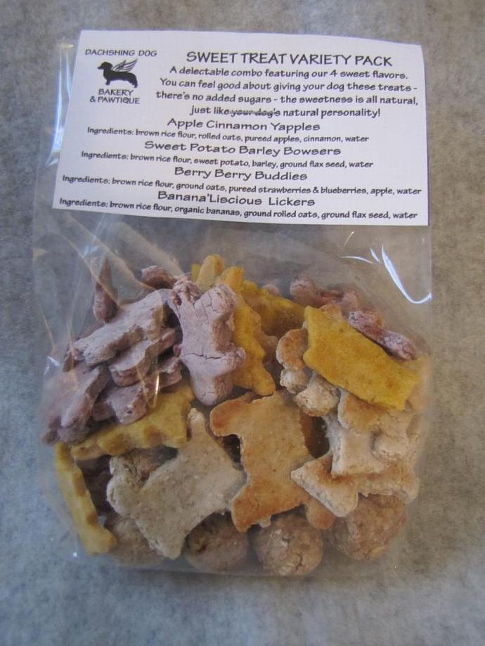 Sweet Treats Variety Pack