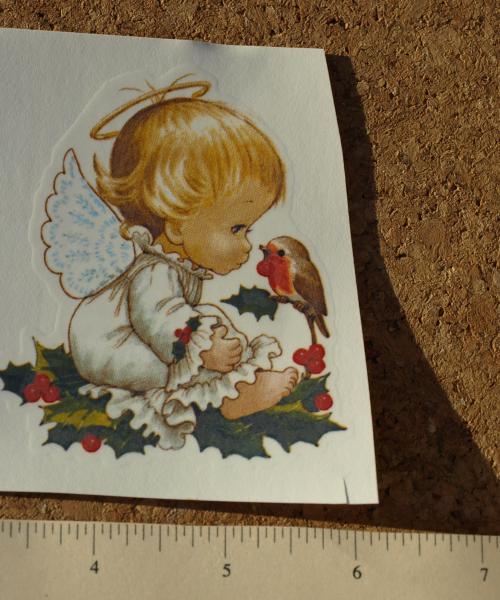 Angel with Robin