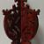 Christmas Ornament (Paduak Wood )#5-10