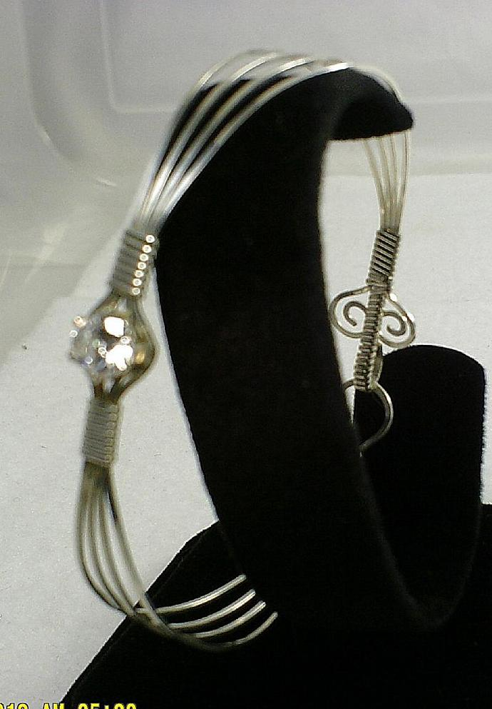 CZ' and Sterling- Item # 0063