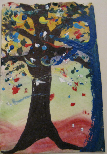 Gust ACEO