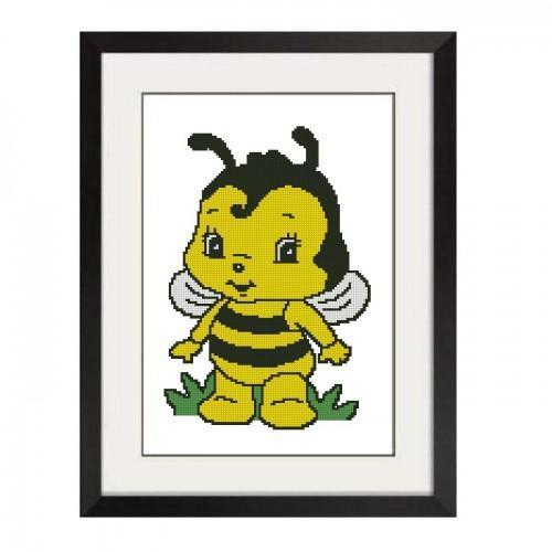 ALL STITCHES   - BUMBLE BEE CROSS STITCH PATTERN .PDF -163