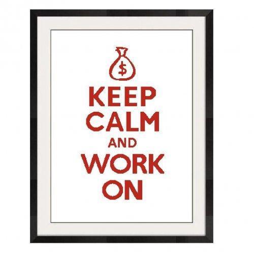 ALL STITCHES - WORK ON CROSS STITCH PATTERN .PDF - PICK LARGE OR MEDIUM -515