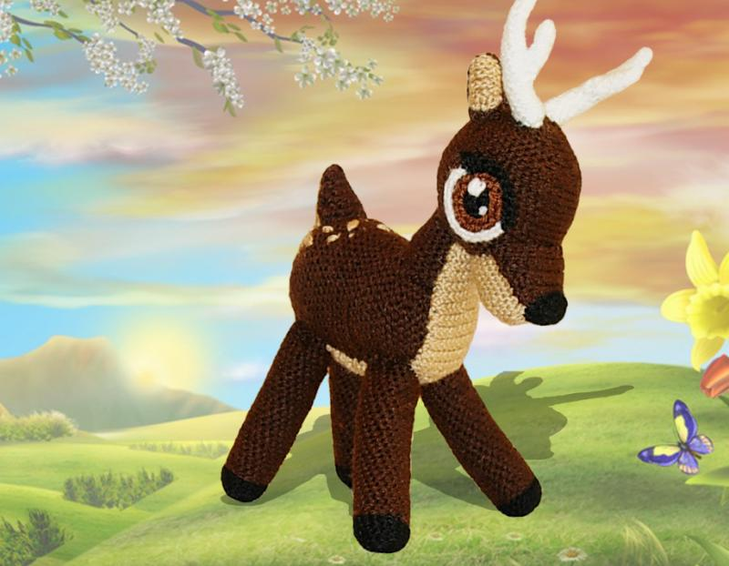 Amigurumi Pattern Deer Crochetexpression