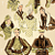 Jacket and Coat Couture 1934 Antique Paris Fashions Pochoir Print